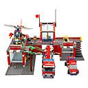 ราคาถูก บล็อกอาคาร-Building Blocks ของเล่นชุดก่อสร้าง ของเล่นการศึกษา 774 pcs Aircraft รถยนต์ ที่เข้ากันได้ Legoing คลาสสิก เด็กผู้ชาย เด็กผู้หญิง Toy ของขวัญ
