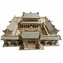 ราคาถูก จิ๊กซอว์3D-3D-puslespill อาคารที่มีชื่อเสียง สถาปัตยกรรมแบบจีน สนุก ไม้ คลาสสิก สำหรับเด็ก ทุกเพศ Toy ของขวัญ