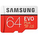 povoljno Vanjski telefoni-SAMSUNG 64GB Micro SD kartica TF kartica memorijska kartica UHS-I U3