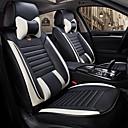 billige Hodestøtter til bilen-klaring odeer bil sete dekker setetrekk grå / lilla / kaffe pu (polyuretan) virksomhet for universal