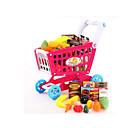 ราคาถูก ของเล่นชอปปิง & ร้านค้า-ช้อปปิ้งร้านขายของชำ พลาสติก ABS สำหรับเด็ก ทุกเพศ Toy ของขวัญ