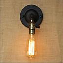 billiga Vägglampetter-Retro Vägglampor vägg~~POS=TRUNC 110-120V / 220-240V 40W
