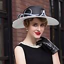 billiga Partyhatt-basketwork hattar headpiece bröllopsfest elegant feminin stil