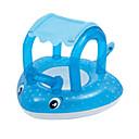 Χαμηλού Κόστους Φουσκωτά και ξαπλώστρες πισίνας-Φουσκωτά πισίνας ντόνατς Πλαστική ύλη Παιδικά Ανδρικά Γυναικεία Παιχνίδια Δώρο