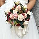 povoljno Cvijeće za vjenčanje-Cvijeće za vjenčanje Krug Roses Buketi Party / Večernji Saten
