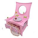 ราคาถูก กล่องดนตรี-กล่องดนตรี กล่องเครื่องประดับดนตรี นักเต้นบัลเล่ต์ โคมไฟ ไม้ ทุกเพศ Toy ของขวัญ