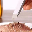 billiga Köksredskap och -apparater-Rostfritt stål tong Kreativ Köksredskap Köksredskap Verktyg för Fisk 1st