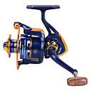 povoljno Štapovi za ribolov-Mulinete de Pescuit Spinning Reels 5.21 Omjer prijenosa+12 Kugličnim ležajevima Hand Orijentacija zamjenjivi Mamac Casting / Ice ribolov / Vrtložno - FH1000, FH2000 / Slatkovodno ribarstvo