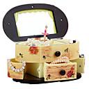 ราคาถูก กล่องดนตรี-กล่องดนตรี กล่องเครื่องประดับดนตรี นักเต้นบัลเล่ต์ พลาสติก ทุกเพศ Toy ของขวัญ