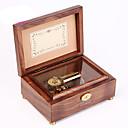 ราคาถูก กล่องดนตรี-กล่องดนตรี คลาสสิก สำหรับเด็ก ผู้ใหญ่ เด็ก ของขวัญ เด็กผู้ชาย เด็กผู้หญิง ของขวัญ
