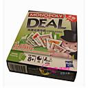 billiga brädspel-Brädspel Monopolspel Professionell Plast Barn Vuxna Unisex Pojkar Flickor Leksaker Present