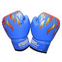 Χαμηλού Κόστους Γάντια του μποξ-Γάντια για σάκο του μποξ Γάντια προπόνησης μποξ Γάντια του μποξ Για Πυγμαχία Μεικτές πολεμικές τέχνες (ΜΜΑ) Ολόκληρο το Δάχτυλο Προστατευτικό Δερμάτινο Παιδικά Ανδρικά - Μαύρο Κόκκινο Μπλε SUTEN®