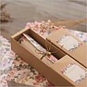 billiga Bröllopsinbjudningar-Scroll Bröllopsinbjudningar Andra / Inbjudningskort Klassisk Material / 100% virgin pulp / Högkvalitativt papper Blomma
