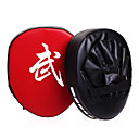 Χαμηλού Κόστους Γάντια του μποξ-Γάντια για γροθιές Στόχοι πολεμικών τεχνών Για Πυγμαχία Ταχύτητα TPU Μαύρο-Κόκκινο
