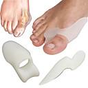 billiga Nagelpenslar-Silikon Nail Art Tool tå separatorer Till tå Annat Hållbar nagel konst manikyr Pedikyr Personlig / Klassisk Dagligen