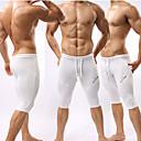 ราคาถูก ชุดออกกำลังกายและชุดโยคะ-สำหรับผู้ชาย useless ทำงานภายใต้กางเกงขาสั้น สายผูก กีฬา กางเกงขาสั้น ชุดว่ายน้ำ ด้านล่าง วิ่ง การออกกำลังกาย วิ่งออกกำลังกาย ยิมออกกำลังกาย ระบายอากาศ แห้งเร็ว Moisture Permeability