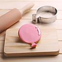 billige Kjeksverktøy-ballong kaker kutter rustfritt stål kjeks kake mold kjøkken bakeverktøy