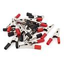 ราคาถูก ไฟแสงจ้าLED-คีมเทรลเล่อร์ทดสอบขนาด 30pcs 55mm red black