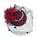 povoljno Party pokrivala za glavu-Til Kentucky Derby Hat / Fascinators / kape s Perje 1 Zabave Glava