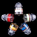 billiga FISKEFYR-5pcs Undervattensglödlampa Fiskeljus LED Under vattnet Vattentät Diamant look Fiske