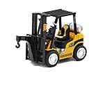 ราคาถูก รถบรรทุกของเล่นและรถก่อสร้าง-ยานพาหนะก่อสร้าง ปั้นจั่น Forklift รถบรรทุกของเล่นและรถก่อสร้าง รถของเล่น ยานพาหนะ Die-Cast สำหรับเด็ก ทุกเพศ Toy ของขวัญ