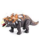 ราคาถูก ฟิกเกอร์ไดโนเสาร์-มังกรและไดโนเสาร์ รูปไดโนเสาร์ เครื่องใช้ไฟฟ้า Triceratops ไดโนเสาร์ยุคจูราสสิก Tyrannosaurus Rex พลาสติก คลาสสิกและถาวร สำหรับเด็ก Toy ของขวัญ