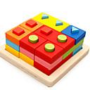ราคาถูก บล็อกโฟม-Building Blocks ของเล่นเรียงลำดับรูปร่าง ที่เข้ากันได้ Legoing สนุก คลาสสิก เด็กผู้หญิง Toy ของขวัญ