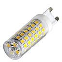 baratos Lâmpadas LED em Forma de Espiga-YWXLIGHT® 1pç 9 W Luminárias de LED  Duplo-Pin 800-900 lm G9 T 76 Contas LED SMD 2835 Regulável Branco Quente Branco Frio Branco Natural 220-240 V / 1 pç