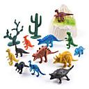 ราคาถูก ฟิกเกอร์ไดโนเสาร์-มังกรและไดโนเสาร์ รูปไดโนเสาร์ Triceratops ไดโนเสาร์ยุคจูราสสิก ศาสนวิทยา พลาสติก คลาสสิกและถาวร สำหรับเด็ก เด็กผู้ชาย Toy ของขวัญ