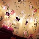 ราคาถูก ของประดับตกแต่งงานแต่งงาน-โคมไฟ LED สายพ่วงไฟ / Metal / โพลียูรีเทน เครื่องประดับจัดงานแต่งงาน งานแต่งงาน / ปาร์ตี้ / โอกาสพิเศษ ธีมคลาสสิก ทุกฤดู