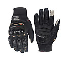 Χαμηλού Κόστους Άλλα Εξαρτήματα-pro-biker unisex ίνες άνθρακα μοτοσικλέτα γάντι ποδήλατο ποδήλατο αγωνιστικά γάντια μοτοσικλέτα πλήρης δάχτυλο αντιολισθητικά γάντια