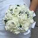 billiga Bröllopsdekorationer-Brudbuketter Bukett / Andra / Konstgjorda blommor Bröllop / Fest / afton Material / Spets 0-20cm