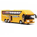 baratos Toy Motorcycles-Carros de Brinquedo Carrinhos de Fricção Ônibus Ônibus Clássico Simulação Clássico Unisexo Para Meninos Para Meninas Brinquedos Dom / Crianças / Infantil