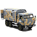ราคาถูก รถบรรทุกของเล่นและรถก่อสร้าง-รถของเล่น ดึงกลับยานพาหนะ Tank ถัง Train ทุกเพศ Toy ของขวัญ / Metal