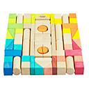 ราคาถูก บล็อกโฟม-ชุด DIY สำหรับเป็นของขวัญ Building Blocks Square Toys