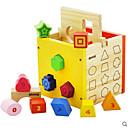 ราคาถูก บล็อกโฟม-MWSJ ของเล่นเรียงลำดับรูปร่าง สนุก คลาสสิก ทุกเพศ เด็กผู้หญิง Toy ของขวัญ