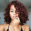 זול צמות שיער-שיער קלוע מתולתל סריגה גל עמוק צמות טוויסט 100% שיער קנקלון 3pack חבילה של 6 שיער צמות בורדו טבע שחור Ombre 12-14 אִינְטשׁ בינוני לנשים שחורות