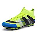 Χαμηλού Κόστους Αντρικά Αθλητικά Παπούτσια-Γιούνισεξ Φως πέλματα Φο Δέρμα / PU Φθινόπωρο / Χειμώνας Αθλητικά Παπούτσια Ποδόσφαιρο Πορτοκαλ & Μαύρο / Μπλε / Μαύρο / Πράσινο / Αθλητικό / Κορδόνια