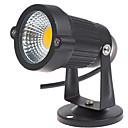 ราคาถูก ไฟแสงจ้าLED-1pc 3 W ไฟสนาม LED / ไฟสนามหญ้า Waterproof / ตกแต่ง ขาวนวล / ขาวเย็น 12 V / 85-265 V เอ๊าท์ดอร์ / ลาน / สวน 1 ลูกปัด LED