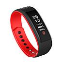 billige Smart armbånd-YYW810 Dame Smart armbånd Android iOS Bluetooth Vanntett Pekeskjerm Pulsmåler APP-kontroll Sport Pulse Tracker Stoppeklokke Stopur Pedometer Samtalepåminnelse / Aktivitetsmonitor / Søvnmonitor