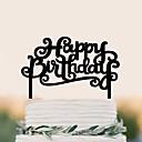 povoljno Cookie Tools-Figure za torte Rođendan Vjenčanje Visoka kvaliteta plastika Vjenčanje Rođendan s 1 PVC vrećica