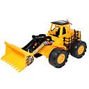ราคาถูก รถของเล่น-รถของเล่น ของเล่นชายหาด ดึงกลับรถ / รถความเฉื่อย รถมอเตอร์ไซด์ ยานพาหนะก่อสร้าง Dozer Excavator เครื่องจักรขุด ทุกเพศ เด็กผู้ชาย Toy ของขวัญ
