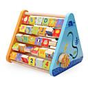 Χαμηλού Κόστους Παιχνίδια εκμάθησης μαθηματικών-Τουβλάκια Παιχνίδι άβακας Μαθηματικά παιχνίδια Παιχνίδια Διασκέδαση Ξύλινος Παιδικά Κομμάτια