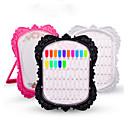 Χαμηλού Κόστους Άλλα Εργαλεία-Εργαλείο νυχιών Για Ανθεκτικό / 48 χρώματα τέχνη νυχιών Μανικιούρ Πεντικιούρ Glitters / Εξατομικευόμενο / Κλασσικό Καθημερινά