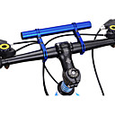 billiga Montering och hållare-31.8 mm Förlängare till cykelstyre Monterbar cykellampa Lättvikt Verktygshållare Förlängning för Racercykel Mountain Bike TT Aluminiumlegering Röd Svart Blå