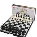 billiga Schackspel-Brädspel Schackspel Schack Vikbar Magnet Stor storlek Plastik Barn Vuxna Unisex Pojkar Flickor Leksaker Present