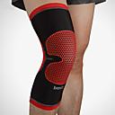 Χαμηλού Κόστους Υποστήριξη για Σπορ-BOODUN Bandă Genunchi Suport Genunchi Armat Υποστηρίξτε τα μανίκια συμπίεσης για Τρέξιμο Μπάσκετ Ποδόσφαιρο Αναπνέει Ανακούφιση από τον πόνο Ανακύκλωση τραυματισμών Chinlon 1pc Υπαίθρια Αθλήματα