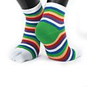 Χαμηλού Κόστους Καπέλα, κάλτσες και θερμαντικά χεριών για τρέξιμο-Șosete de Alergat Αθλητικές κάλτσες / αθλητικές κάλτσες 1 Pair Κάλτσες Κάλτσες με Δάχτυλα Γυμναστήριο, Τρέξιμο & Γιόγκα Αθλητικό Τρέξιμο Αθλητισμός Απλός Βαμβάκι Chinlon Μαύρο Λευκό Βυσσινί