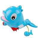 ราคาถูก ของเล่นไขลาน-Trekk-opp-leker อาบน้ำของเล่น ปลาโลมา Plastics สำหรับเด็ก เด็กผู้ชาย เด็กผู้หญิง Toy ของขวัญ