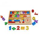 ราคาถูก ของเล่นทางคณิตศาสตร์-Building Blocks ของเล่นคณิตศาสตร์ ของเล่นการศึกษา Square เป็นมิตรกับสิ่งแวดล้อม คลาสสิก สำหรับเด็ก Toy ของขวัญ